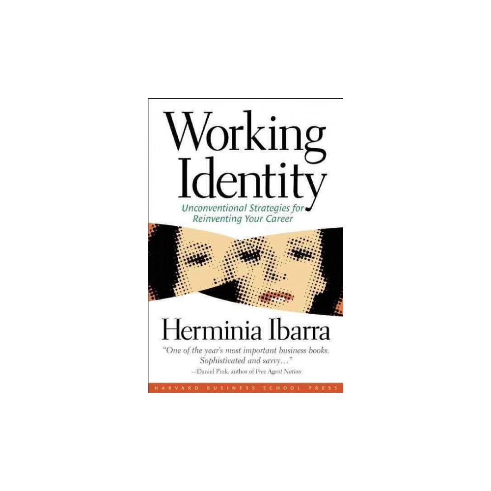 Working Identity : Unconventional Strategies for Reinventing Your Career - (Paperback)