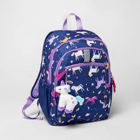 17'' Kids' Backpack Unicorn - Cat & Jack™ - image 1 of 4