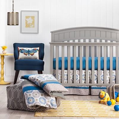 Trend Lab 3pc Crib Bedding Set – Monaco