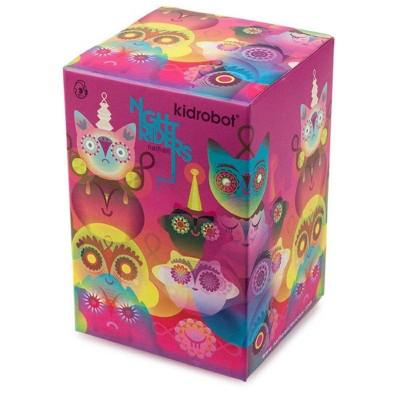 "Kidrobot Kidrobot Nightriders 3"" Blind Box Vinyl Figure"