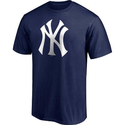 MLB New York Yankees Men's Short Sleeve Core T-Shirt