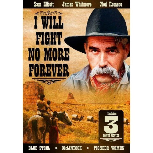 I Will Fight No More Forever (DVD) - image 1 of 1
