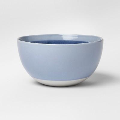 23oz Valetta Porcelain Cereal Bowl Blue - Project 62™