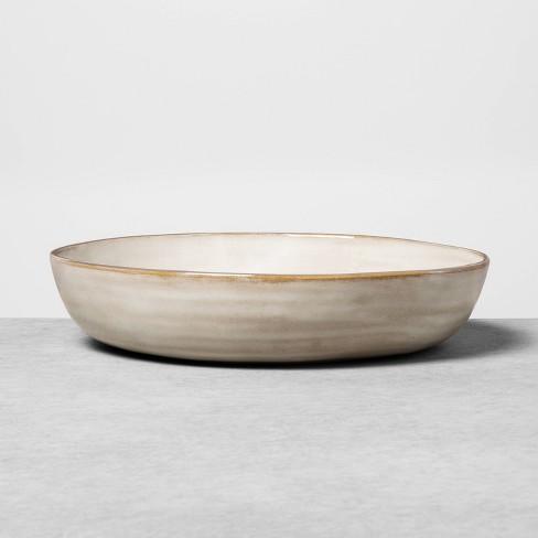 Serve Bowl Reactive Glaze - Hearth & Hand™ with Magnolia - image 1 of 3