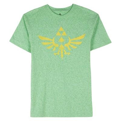 Men's Zelda® T-Shirt - Green L