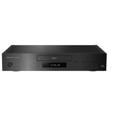 Panasonic DPUB9000 4K Ultra HD Blu-ray Player with HDR10+ and Dolby Vision Playback