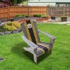 NFL Pittsburgh Steelers Wooden Adirondack Chair - image 2 of 2