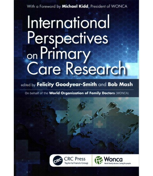 International Perspectives on Primary Care Research (Paperback) - image 1 of 1
