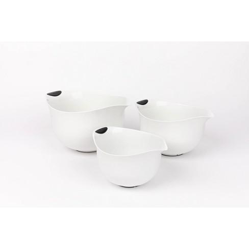 Cuisinart Set of 3 Soft-Grip Mixing Bowls - CTG-00-3MBW - image 1 of 3