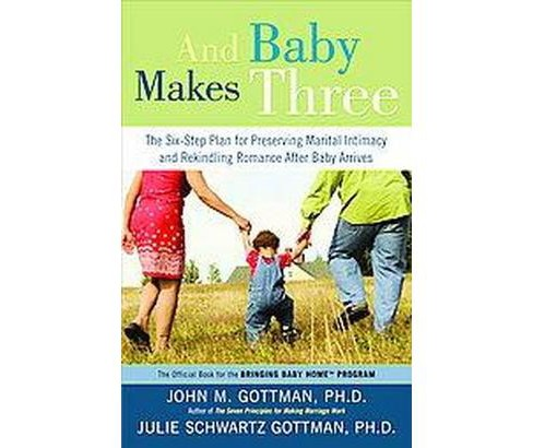 And Baby Makes Three : The Six-step Plan for Preserving Marital Intimacy and Rekindling Romance After - image 1 of 1