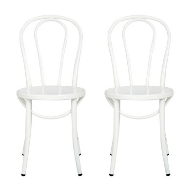 Set of 2 Ellie Bistro Dining Chairs - ACEssentials