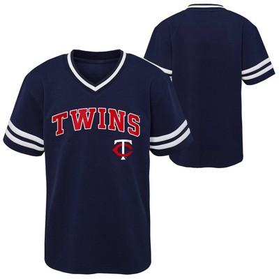 MLB Minnesota Twins Toddler Boys' Pullover Jersey