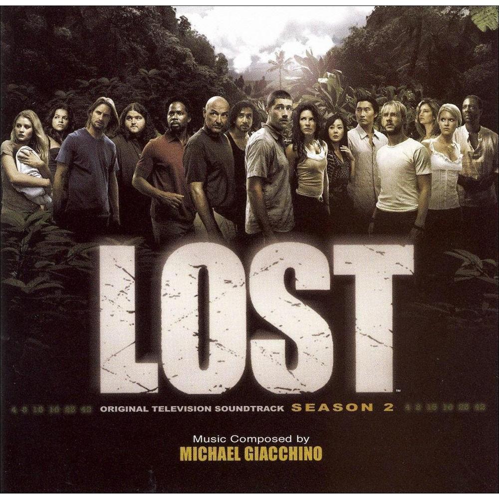 Michael Giacchino - Lost:Season 2 (Ost) (CD)