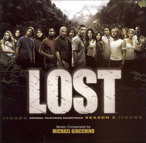 Michael giacchino - Lost:Season 2 (Ost) (CD) - image 1 of 1