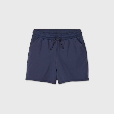 Girls' Stretch Woven Shorts - All in Motion™