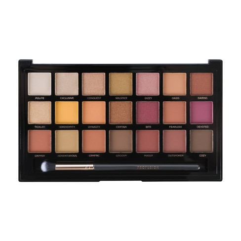 Profusion Eyeshadow Palette with 21 Shades - 10oz - image 1 of 7