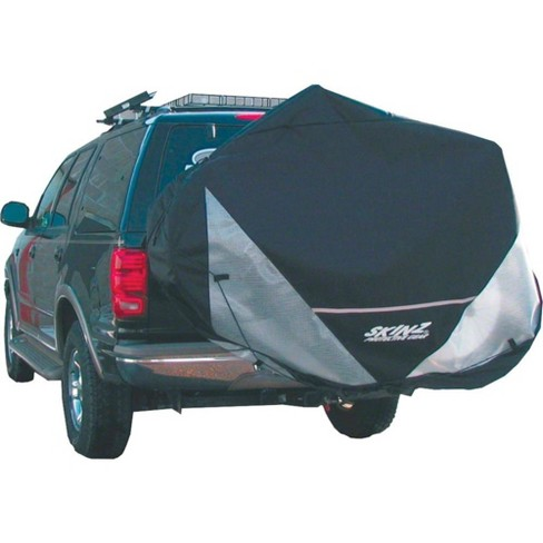 Skinz Hitch Rack Rear Transport Cover Fits 4-5 Bikes Black X-Large - image 1 of 1