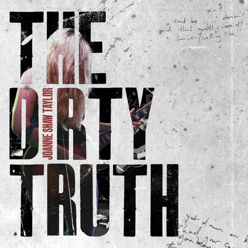 Joanne Shaw Taylor - Dirty Truth (Vinyl) - image 1 of 1