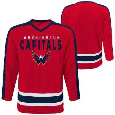NHL Washington Capitals Boys' Jersey - XS