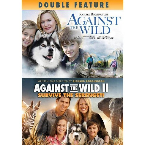 Against the Wild / Against the Wild II (DVD) - image 1 of 1