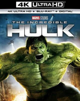 Incredible Hulk (4K/UHD)