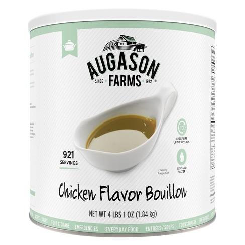 Augason Farms Gluten Free Chicken Flavor Bouillon Emergency Food - 65oz - image 1 of 4