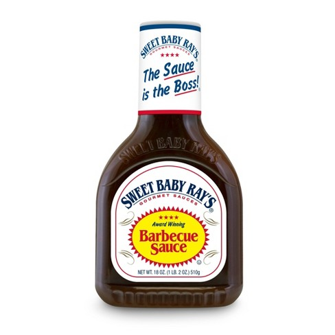 Sweet Baby Ray's Barbecue Sauce - 18oz - image 1 of 3