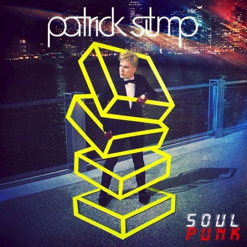 Patrick Stump - Soul Punk (CD) - image 1 of 1