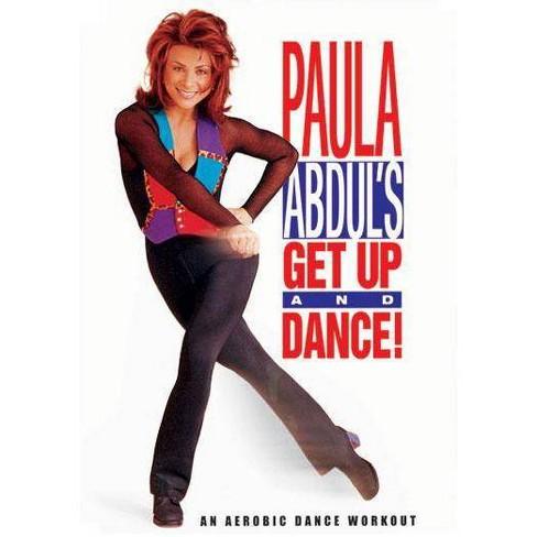 Paula Abdul's Get Up & Dance (DVD)(2003) - image 1 of 1