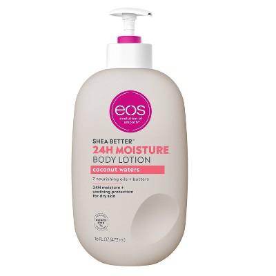 eos Shea Better Moisture Body Lotion - Coconut Waters - 16 fl oz