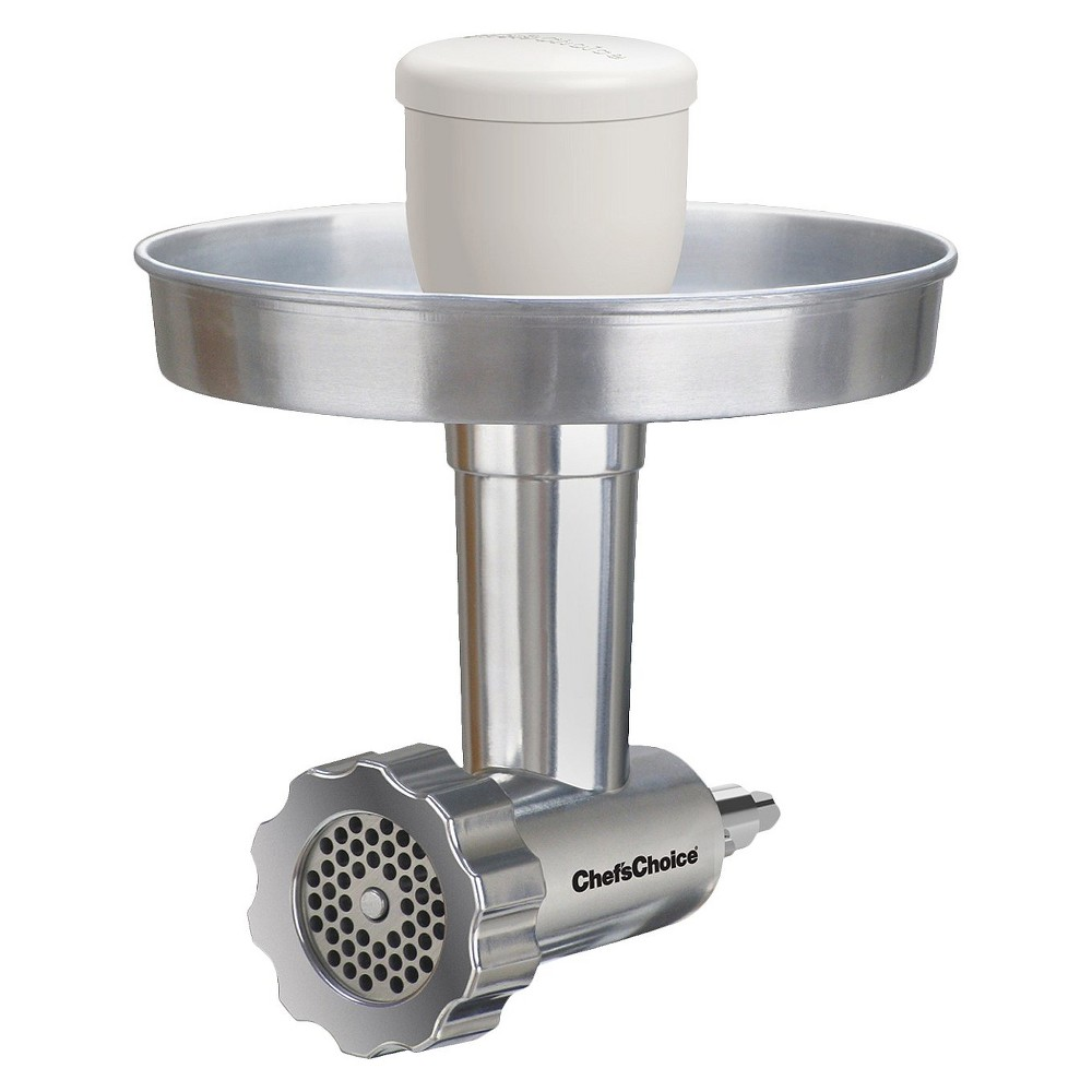 Image of Chef'sChoice Premium Metal Food Grinder Attachment