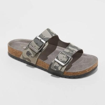 Kids' Drew Slip-On Footbed Sandals - Cat & Jack™