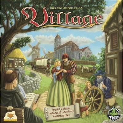 Village (1st Printing) Board Game