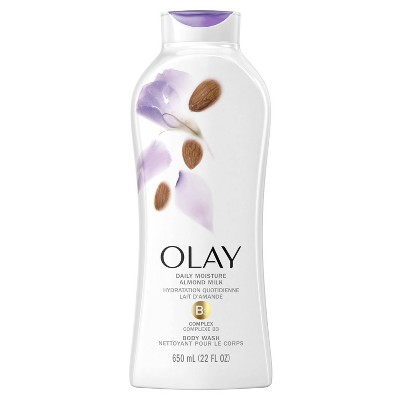 Body Washes & Gels: Olay Daily Moisture