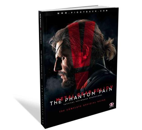 Metal Gear Solid V : The Phantom Pain: The Complete Official Guide (Hardcover) - image 1 of 1