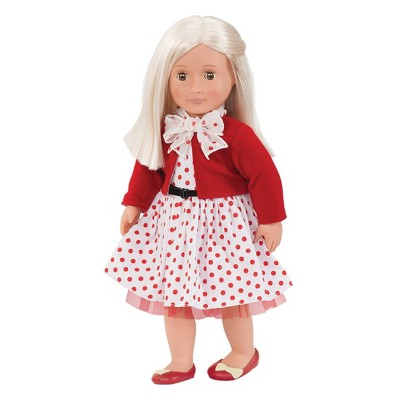 """Our Generation Retro Collection Rose 18"""" Fashion Doll"""