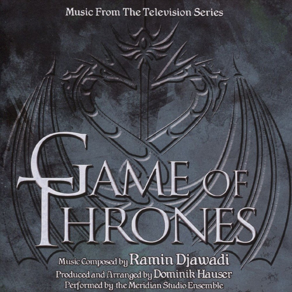 Dominik Hauser - Game Of Thrones:Music From The Televi (CD)