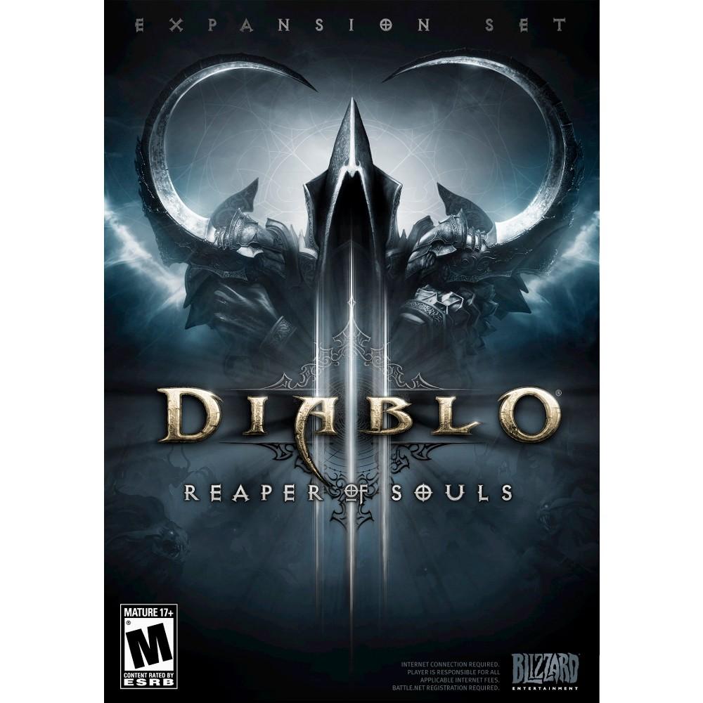 Diablo Iii: Reaper of Souls Expansion Set PC Game