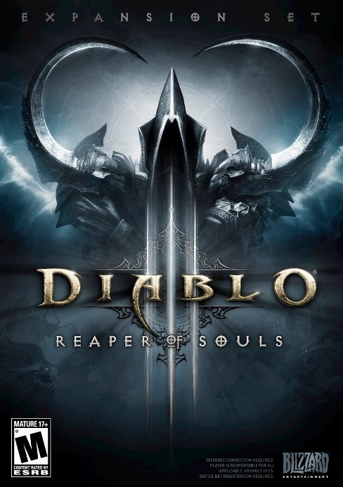 Diablo III: Reaper of Souls Expansion Set PC Game - image 1 of 3