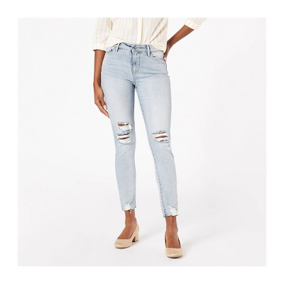 DENIZEN® from Levi's® Women's High-Rise Ankle Slim Jeans
