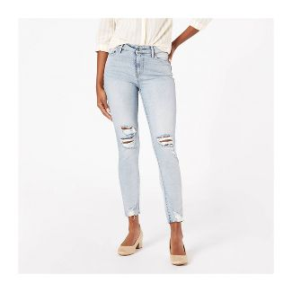 DENIZEN® from Levi's® Women's High-Rise Ankle Slim Jeans - Overboard 8