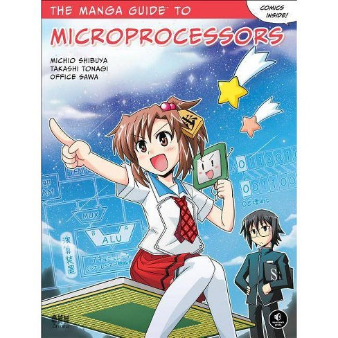 The Manga Guide to Microprocessors - by  Michio Shibuya (Paperback) - image 1 of 1