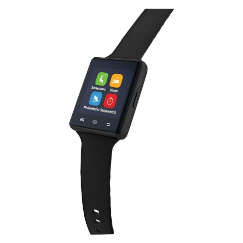 4f1d6addc3dd ITouch Air Pulse Smartwatch - Black Silver   Target
