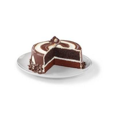 Dawn Foods Tuxedo Vortex Dessert Cake - 42oz