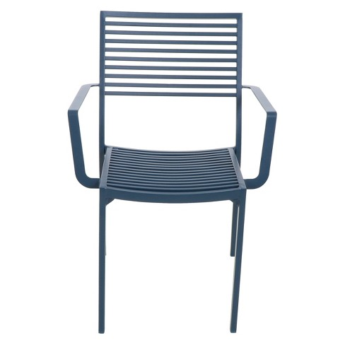 - Aluminum Slat Patio Dining Chair - Project 62™ : Target