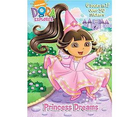 Princess Dreams ( Dora the Explorer) (Paperback) - image 1 of 1