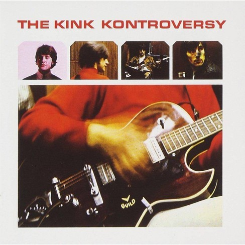 Kinks - Kink Kontroversy (CD) - image 1 of 1