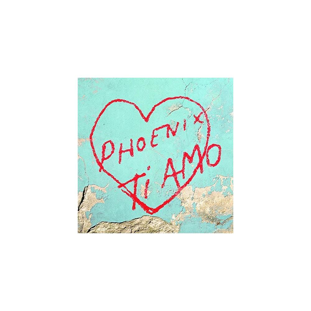 Phoenix - Ti Amo (Vinyl), Pop Music
