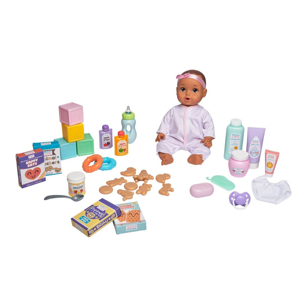 Perfectly Cute Doll Value Accessory Set Light Brown Hair