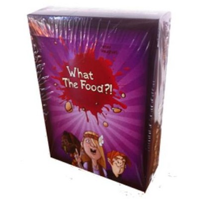 What the Food?! - Special Edition Expansion Board Game